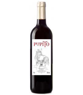 (Lote 25 Cajas x 6 Botellas) Pupito RIOJA JOVEN