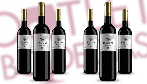 Rarum Vino Rioja de Autor