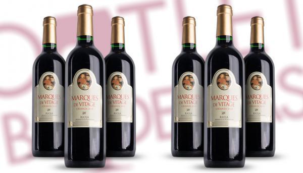 Marques de Vitage Rioja Crianza