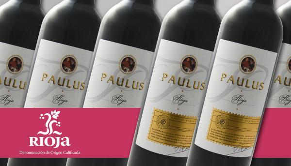 PAULUS de firma RIOJA JOVEN