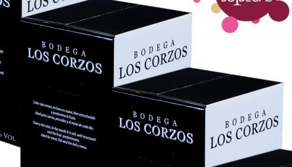 Bag in box 15 litros Tinto Recomendado (Lote)