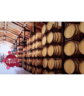 Barrica de Roble con Vino tinto recomendado