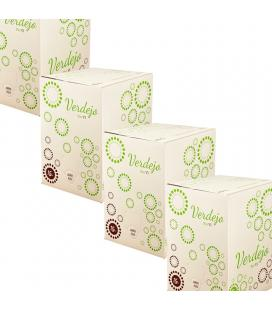 (Lote 15 Cajas 15 Litros) Vino Bag in Box 15 Litros Balnco Verdejo