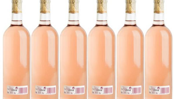 "Vino Clarete cosechero Bodega ""Los Corzos"" Caja de Botellas 6 x 750 ml"