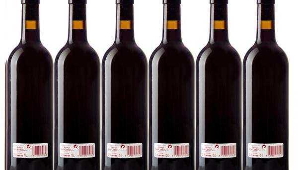 "Vino Tinto cosechero Bodega ""Los Corzos"" Caja de Botellas 6 x 750 ml"
