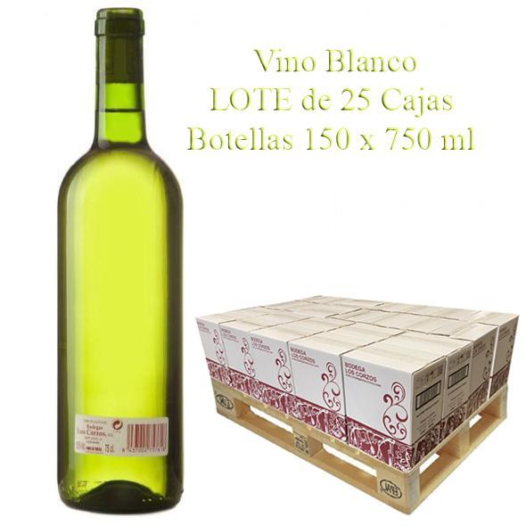 """Vino blanco """"Los Corzos"""""""