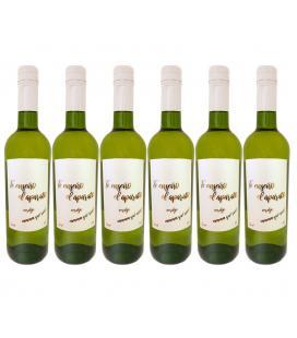 Te enseño el aparato Vino Blanco Verdejo Tapón de Rosca- 6 Botellas de 750 ml