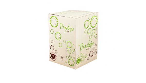 """Bag in Box 15L Vino Verdejo  """"Paz VI"""""""