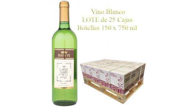 Rafa VI Vino Blanco