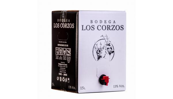 Bag in Box 15L Vino Tinto Recomendado