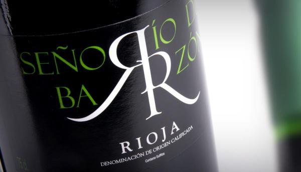 """Vino Rioja """"Señorío de Barzón"""""""