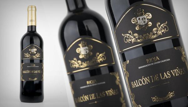 """Vino de Rioja Reserva """"Balcón de las Viñas"""""""