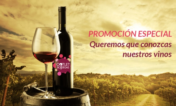 Lanzamos 4 promociones especiales de vino