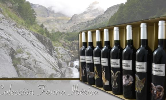 """Éxito de la colección de vinos """"Fauna Iberica"""""""