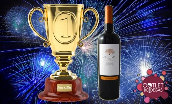 Los 5 vinos más populares de outletbodegas en 2019