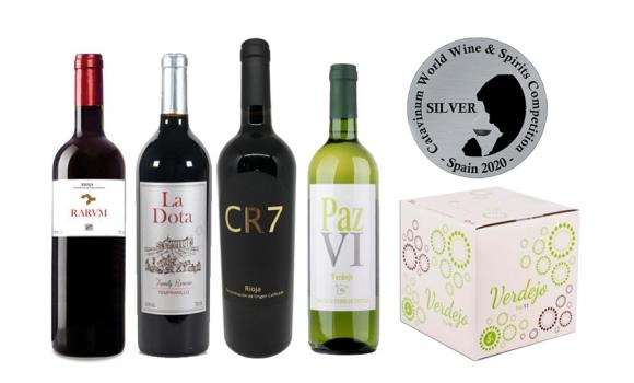 Catavinum World Wine & Spirits Competition 2020