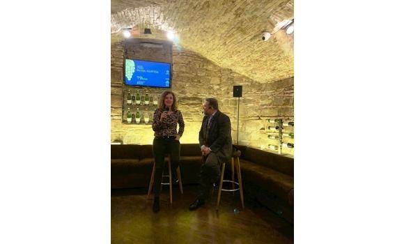 """La Diputación Foral de Álava presenta Rioja Alavesa en Barcelona como """"destino enoturístico de referencia"""""""