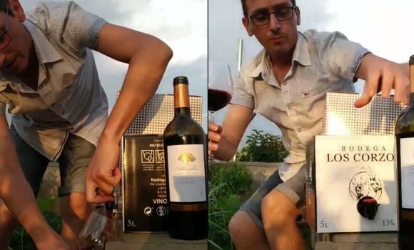 Bag in Box y los prejuicios sobre el vino en estos formatos.