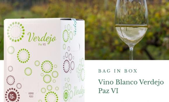 El Bag-in-box sale reforzado en mayo, frente al resto de exportaciones de vino