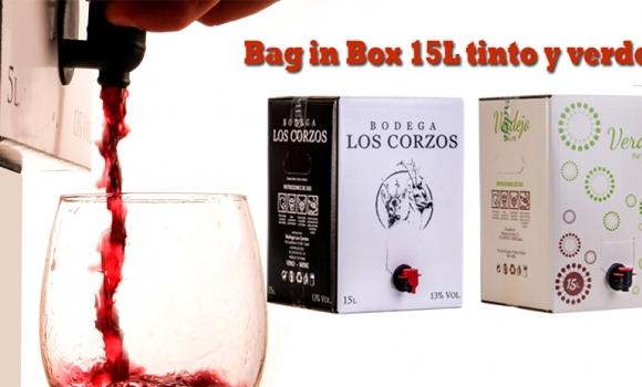 El bag-in-box, el producto que mejor está capeando la crisis dentro de las exportaciones españolas de vino.